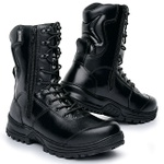 Coturno Militar Masculino com Ziper