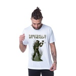 Camiseta Basica Masculina - Paintball 002
