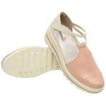 Sapato de Couro Feminino Couro Legítimo