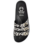Sandália Conforto Zebra 3 Fivelas