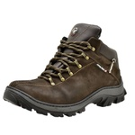 Bota Adventure Atron Shoes- 260 - Café