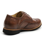 Sapato Social Modelo Ingles Oxford G.s. - 6810 - Chocolate