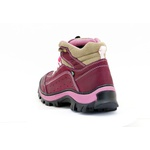 Bota Adventure Couro Atron Shoes - 019 - Bordô