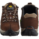 Bota Adventure Couro Legítimo Nobuck Waterfall Bell-boots - 4600 - Chocolate