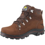 Bota Adventure Casual Couro Nobuck - Bell Boots - 650 - Chocolate