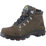 Bota Adventure Casual Couro Nobuck - Bell Boots - 650 - Chumbo