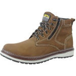 Bota Adventure Casual Couro Nobuck Bell Boots - 835 - Chumbo