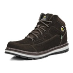 Bota Adventure Couro Legítimo Off Road Survivor Bell-boots - 870 - Café