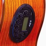 Violão Di Giorgio Monterey - Cordas de Nylon, Eletroacústico, Mini Jumbo Cutaway