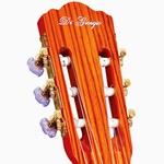 Violão Di Giorgio Talent 1 - Cordas de Nylon, Eletroacústico, Slim/Flat Cutaway