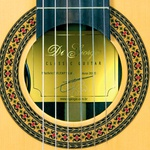 Violão Di Giorgio Talent 2 - Cordas de Nylon, Eletroacústico, Slim/Flat Cutaway