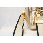 Bolsa Dourada Lisa - Luiza Barcelos