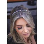 Tiara Princess Colors Dillu Coração Colorido No Banho de Ródio