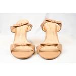Sandalia Com Laço Nude - Luiza Barcelos