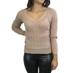 Sueter Tricot - Nude