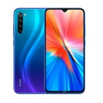 Smartphone Xiaomi Note 8 64GB - Neptune Blue - Global (2021)