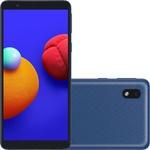 Smartphone Samsung Galaxy A01 Core 32GB 4G 2GB RAM - Azul