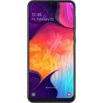 """Smartphone Samsung Galaxy A50 Android 9.0 Tela 6.4"""" Octa-Core 128GB 4G Câmera Tripla 25MP + 5MP + 8MP - Preto"""