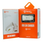 Carregador USB Car Charger Turbi-676