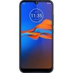 """Smartphone Motorola Moto E6 Plus Azul Netuno 64GB, Tela Max Vision de 6.1"""", Câmera Traseira Dupla, Android 9.0, Processador Octa-Core e 4GB de RAM"""