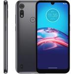 Smartphone Motorola Moto E6S 32gb Tela Max Vision 6,1 Camera 13Mp + 2Mp Dual chip octa core- Cinza