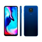 Smartphone Moto E7 Plus 64GB Dual Chip Desbloqueado Android 10 - Azul Navy