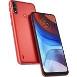 Smartphone Motorola Moto E7 Power 32GB 4G Wi-Fi Tela 6.5'' Dual Chip 2GB RAM Câmera Dupla + Selfie 5MP - Vermelho Coral