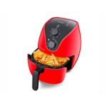 Fritadeira Sem Óleo Multilaser Air Fryer 4l Gourmet Vermelha