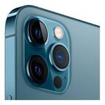 "Celular iPhone 12 Apple (128GB) Azul tela 6,1"" Câmera dupla 12MP iOS"