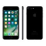 Iphone 7 Plus Jet Black 32GB Preto IOS 4G Wi-Fi Câmera 12MP - Apple