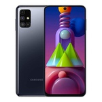 Samsung Galaxy M51 Dual SIM 128 GB preto 6 GB RAM