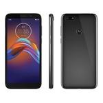 Smartphone Motorola E6 Play 32GB - Cinza Metálico