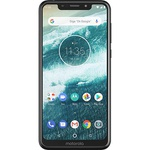 "Smartphone Motorola One 64GB Dual Chip Android Oreo 8.1 Tela 5.9"" 2.0 GHz Octa-Core Qualcomm 4G Câmera 13 + 2MP (Dual Traseira) - Preto"