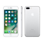"iPhone 7 Plus 32GB Prata Tela Retina HD 5,5"" 3D Touch Câmera Dupla de 12MP - Apple"