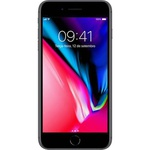 "iPhone 8 Plus Cinza Espacial 64GB Tela 5.5"" IOS 11 4G Wi-Fi Câmera 12MP - Apple"