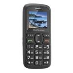 Celular Multilaser Vita 3G Para Idoso Com Base Carregadora