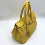 Bolsa Mafê Amarela