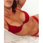 Conjunto Natasha Vermelho