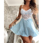 Camisola Sabrina Azul