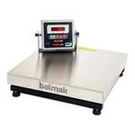 Balança Digital Plataforma 300 Kg Inox com Bateria BK300IB - Balmak