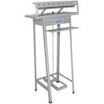 Seladora Pedal 40 cm Standard Plus c/ Controle de Temperatura - R.Baião