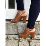 Sandal boot couro Veneza Donna Clô