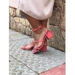 Sandália flamingo Donna Clô