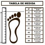 Sapatênis SAULLO Abotinado Sapato em Couro Preto Flow/Marrom