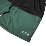 Shorts Foton Bicolor Verde Musgo