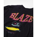 Camiseta Blaze Tee Market Black