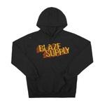 Hoodie Blaze Supply 3D Black