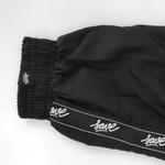 Calça Save Skateboard Striped Black