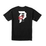 Camiseta Primitive Dirty P Lover Black