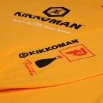 Longsleeve Primitive x Kikkoman Yellow